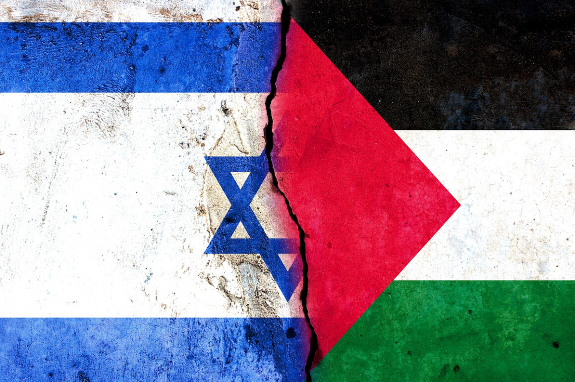 MEET WECONTRIBUTE'S ISRAEL/PALESTINE PROJECT MANAGER
